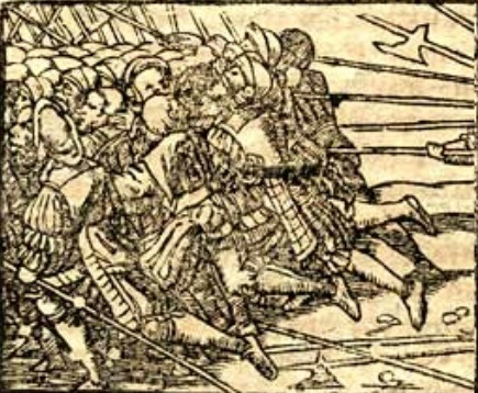 The Rout of Ludford(1459)