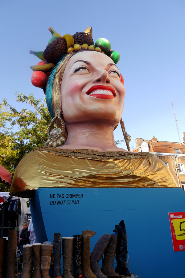 Day 28 - Carmen Miranda, Lille, France