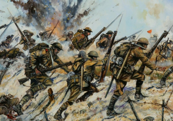 The Great Folly of 1916 by Jason Askew